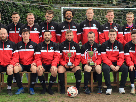 Thames Valley League Division 3 Champions