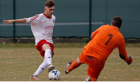 Horder wraps up scoring for newly-promoted Town