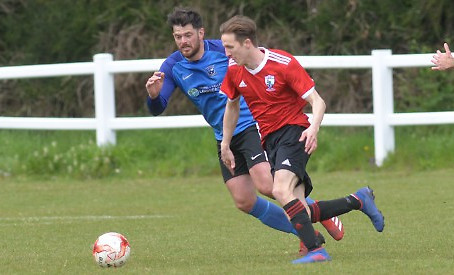 Gingell wraps up scoring as Henley Town march on