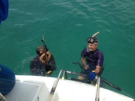 Go Spearfishing