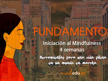 Nueva edición del curso de iniciación al Mindfulness: comenzamos el 2 de marzo