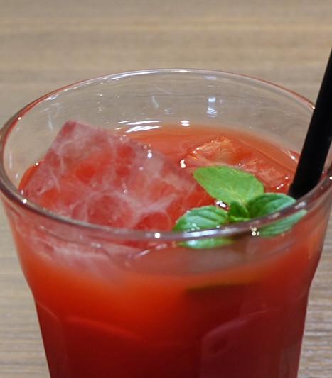 レッドオレンジジュース