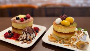ドラ・パンケーキ作り体験が始まりました!