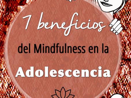 Beneficios del Mindfulness en la adolescencia