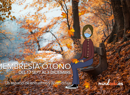 Membresía Mindfulness de Otoño