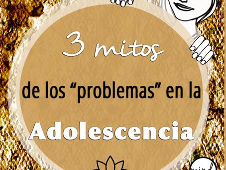 Mitos de la adolescencia