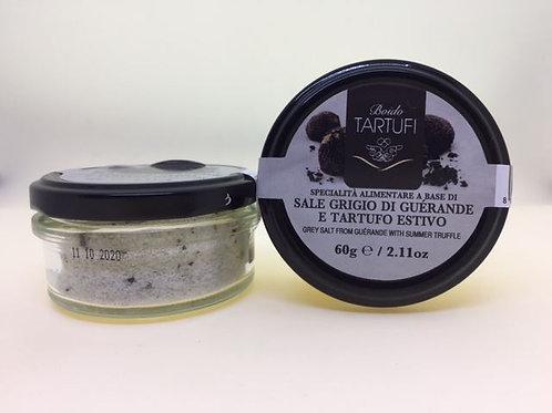 Boido Grey Salt of Guérande with Summer Truffle