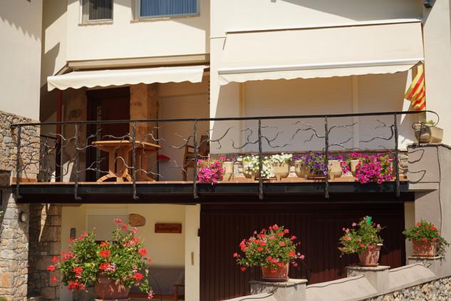 Barana balcó