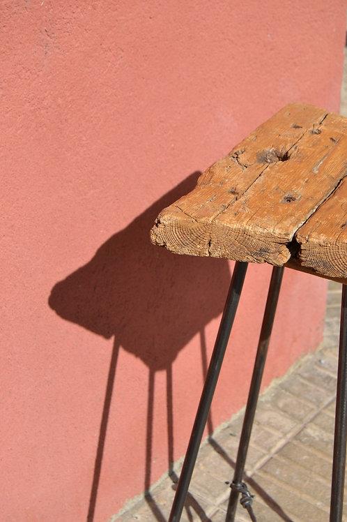 Tamboret fusta