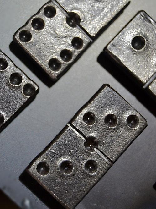 Peça domino imán