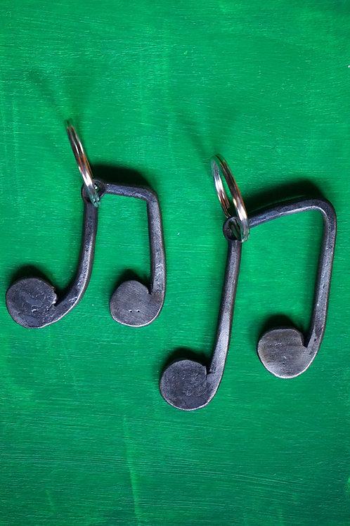 Clauer nota musical