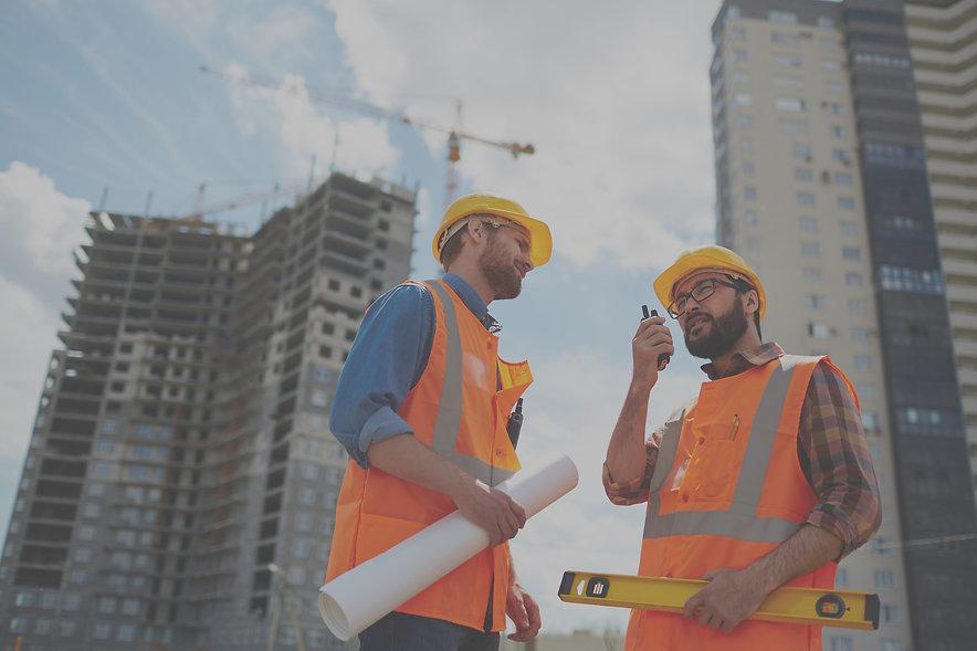 Entreprise installations de chantier
