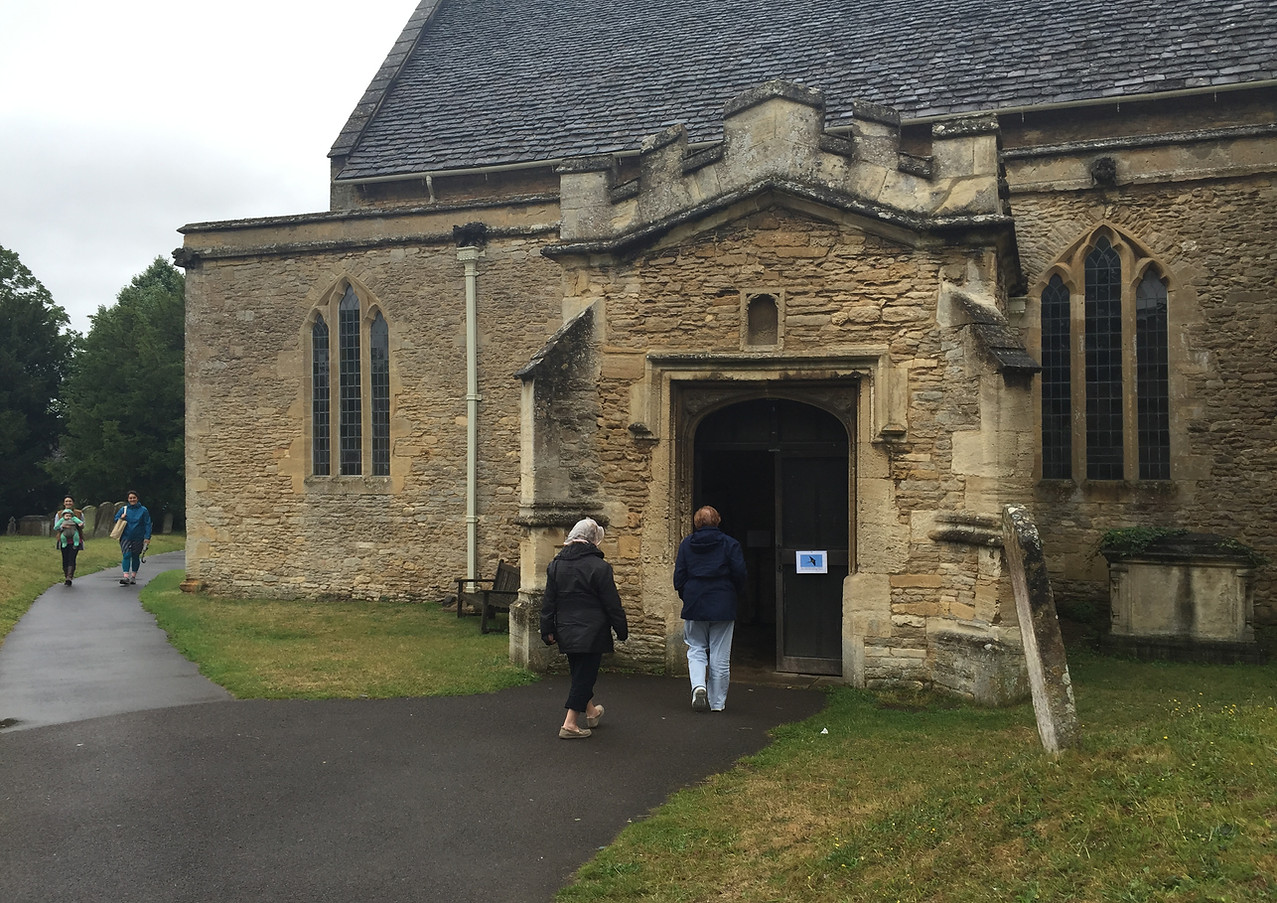 Other set locations in Bampton