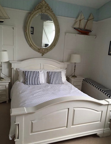 Master Bedroom aka Lightkeepers bedroom