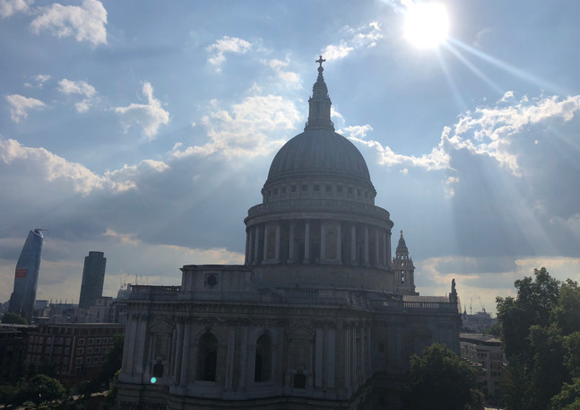 St Paul's Cathedral Dome