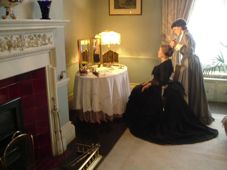 Queen Ann's Bedroom