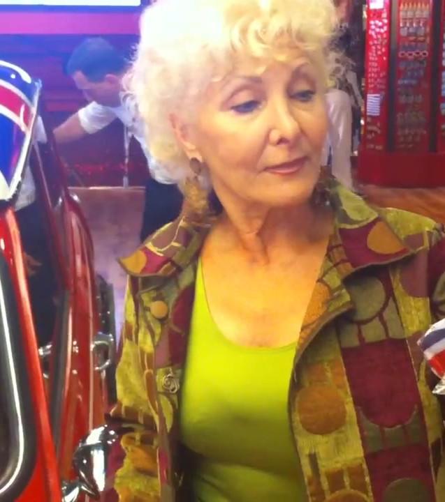 Marty in London