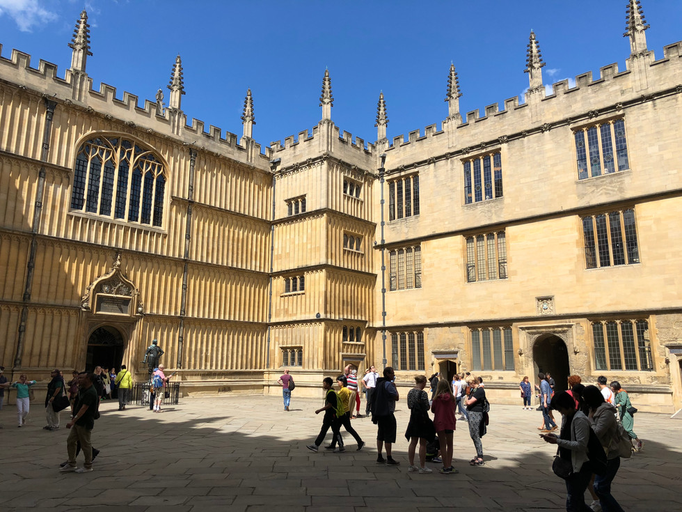 Divinity School, Radcliffe Square, Oxford
