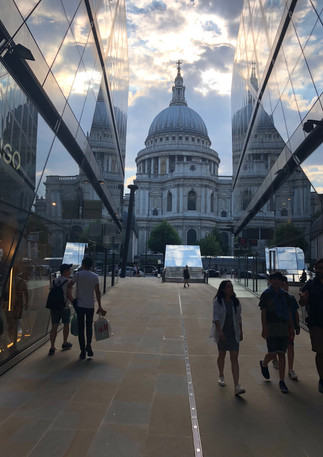 St Pauls from Madisons