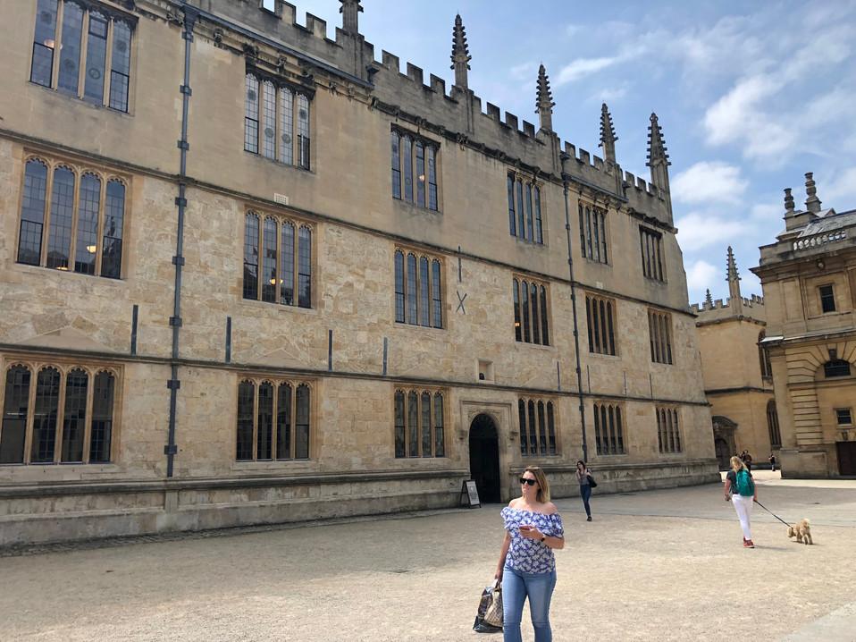 Divinity School, Oxford
