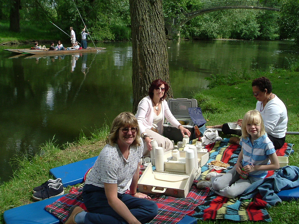 1950's Picnic and Oxford