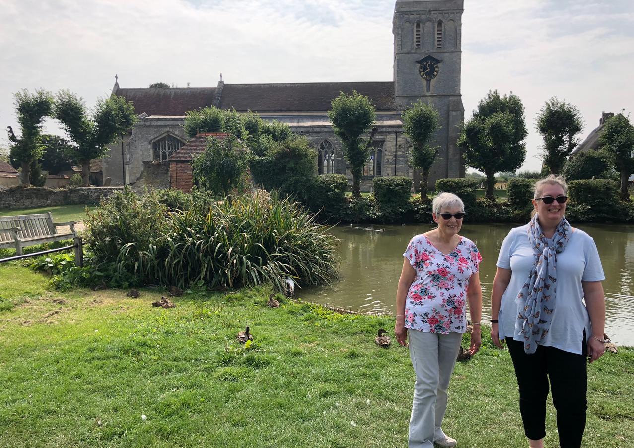 Church at Haddenham