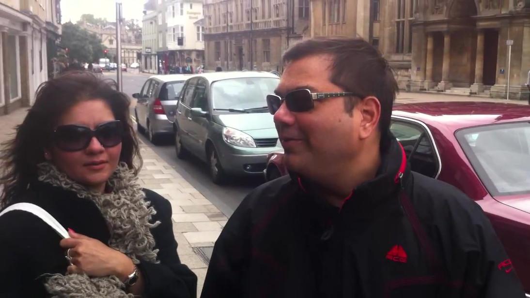 Oxford Tour