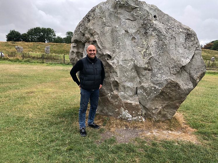 Avebury Sacred Site