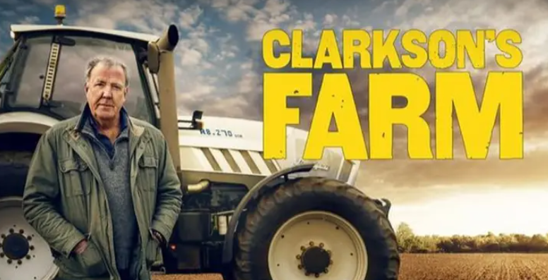 Clarkson's Farm Tour