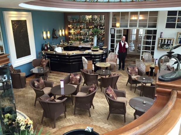 Burgh Island Hotel - Cocktail Bar