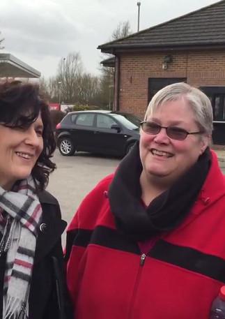 Testimonial from Karen and Tina