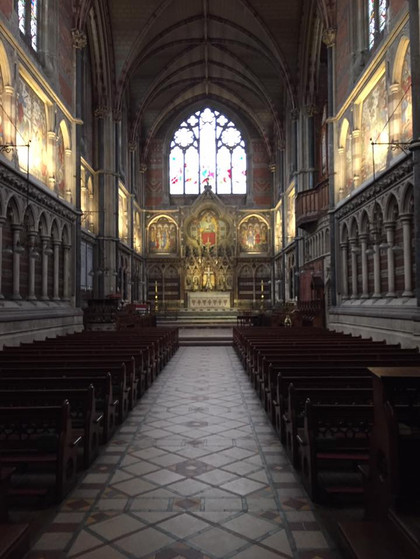 Keble College Chapel