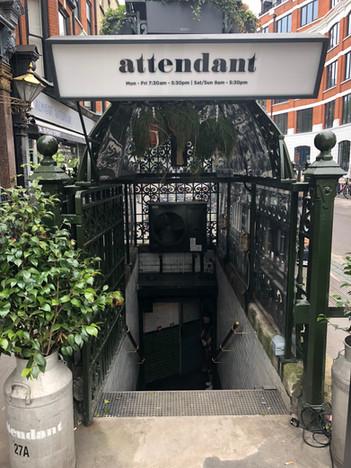 The Attendant