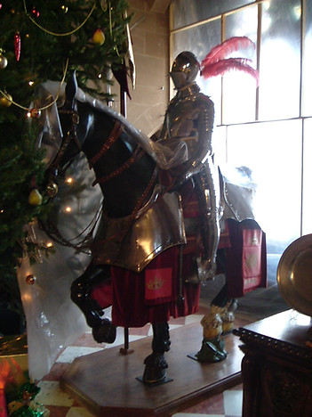 Great example of Medieval armour