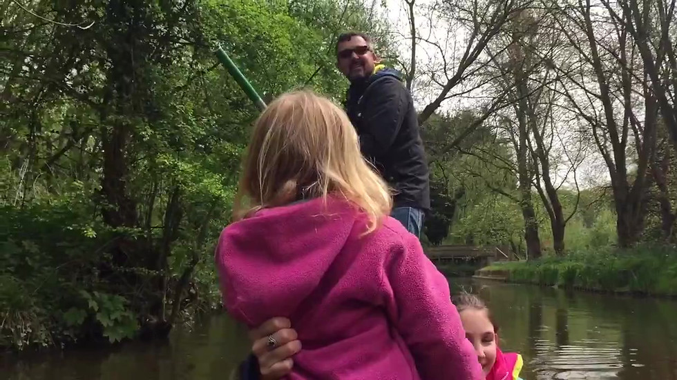 Introduction to Punting, Oxford