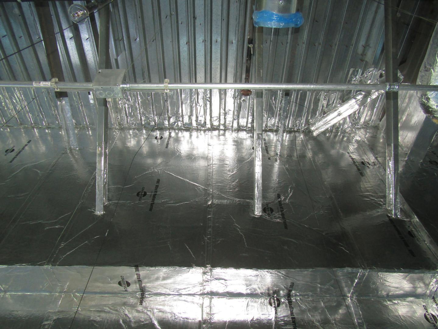 FOIL at Ceiling  IMG_1840.JPG