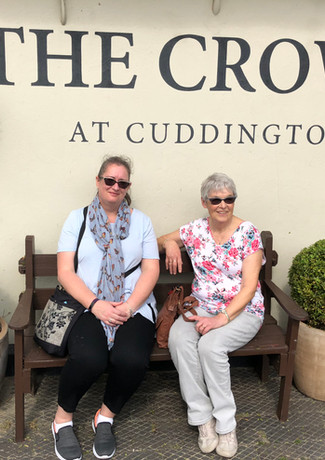 The Crown in Cuddington