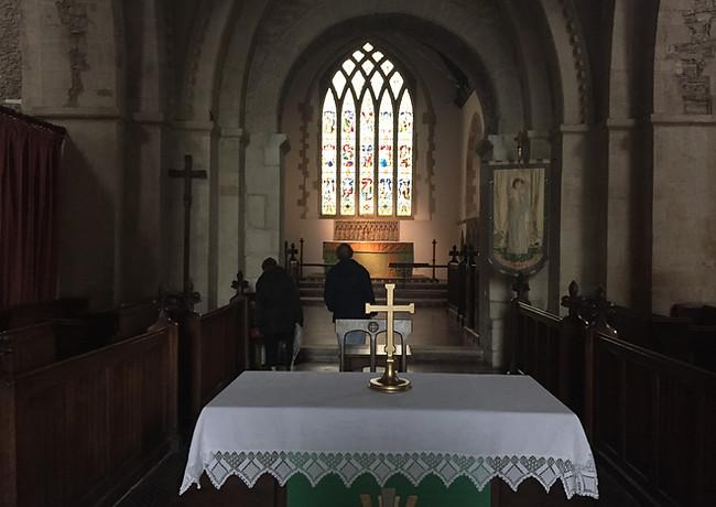 Downton Abbey Church