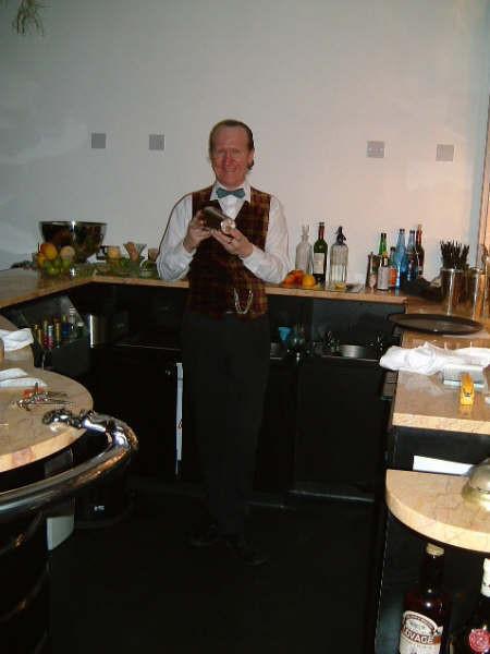 Gary of Burgh Island Hotel