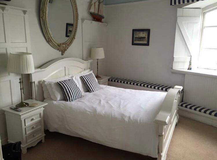 Master Bedroom aka Lightkeeper's Bedroom