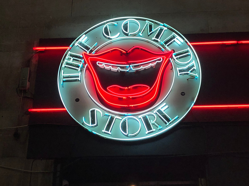 The Comedy Store Players at The Comedy Store