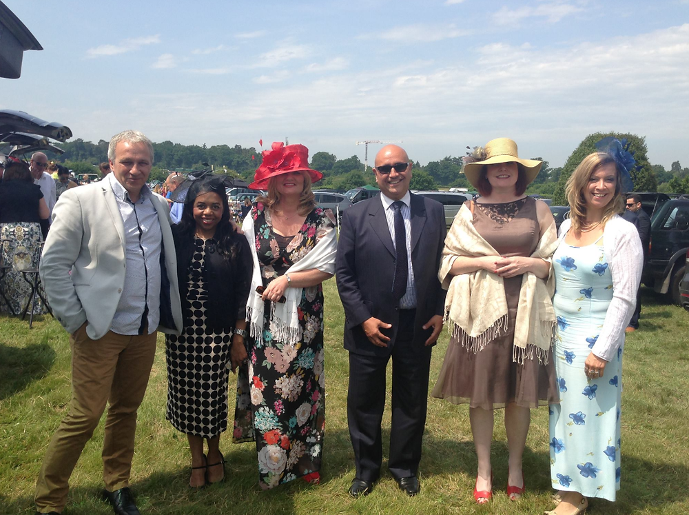 Royal Ascot with Russ Hewer