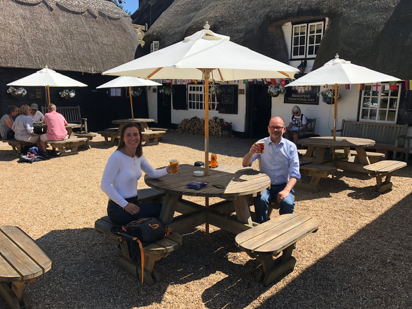 Traditional Thatched Pub