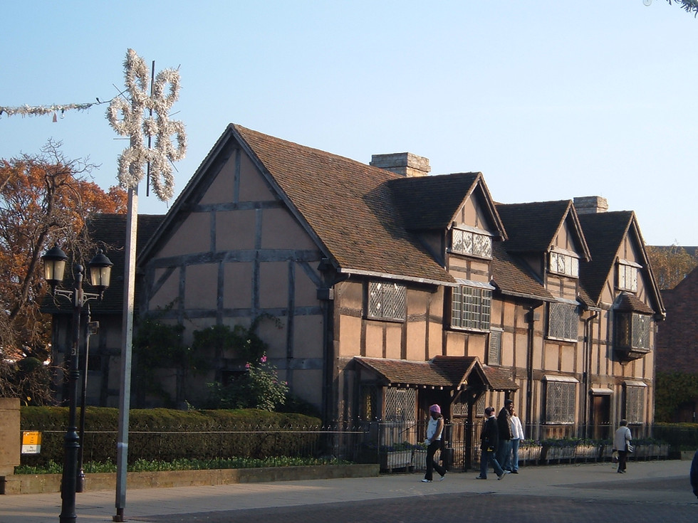 Shakespear's House