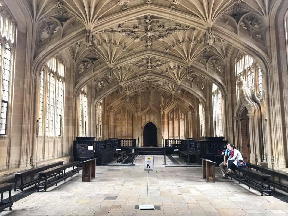 Divinity School, Radcliffe Square, Oxford