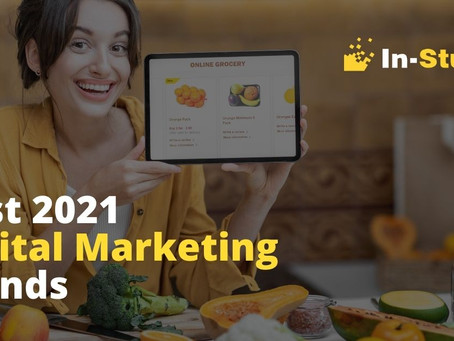 2021 Digital Marketing Trends