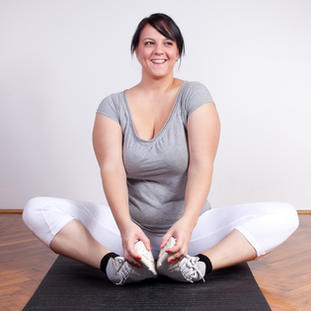 Bigger-Body Yoga