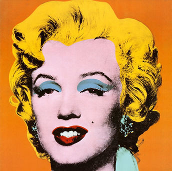 1963. Marylin Monroe. Andy Warhol.