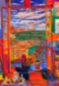 FAUVISMO.Estudio de Matisse EN collioure