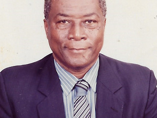 John Edward Dane Forde, JP